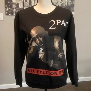 Tops - 2/$15❗️2 PAC Sweatshirt